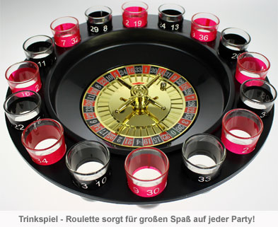 Party roulette trinkspiel anleitung